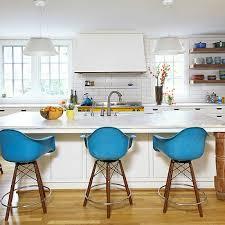 Funky Kitchen Stools Stylish On Regarding White Molded Plastic Bar Design  Ideas 2