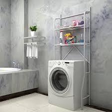 Songmics Wc Regal Badezimmer Regal Waschmaschinenregal Maße 67 X