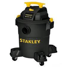 Top các dòng máy hút bụi công nghiệp STANLEY phổ biến, cách lựa chọn