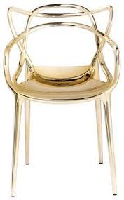 gold chairs for my dining room i d totally glam it up outside furnitureoutdoor