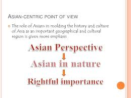 What is asian centric