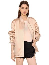 alexander oversized techno satin er jacket women clothing alexander h m shorts alexander shoes adidas great deals