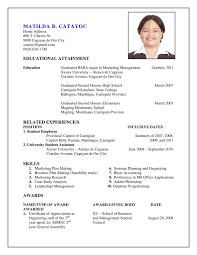 How Can I Make A Resume 6 Sample Functional Nardellidesign Com