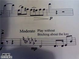 musical sheet funny sheet music annotations know your meme