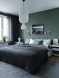 Style Guide Green Bedroom Ideas GREEN Pinterest Bedroom Impressive Green Wall Paint For Bedroom