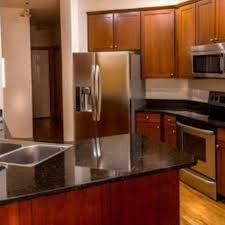 kitchen refrigerator fridge counter tops stainless appliance