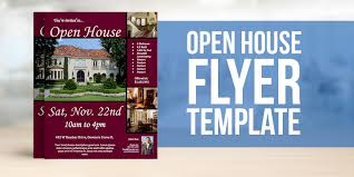 open house flyers template house for sale flyer template real estate business flyer template
