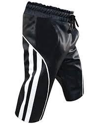 homemens leather shortsblack leather cargo shorts shorts4 prev
