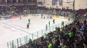 Video Mitch Atkins Scores Playoff Goal For Enforcers