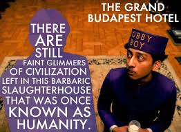 Grand Budapest Hotel Quotes Mesmerizing The 48 Most Unforgettable Movie Quotes Of 48