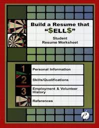 Resume Building Teaching Resources Teachers Pay Teachers