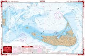 Marthas Vineyard And Nantucket Navigation Chart 10