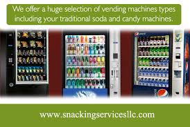 How Vending Machine Works Simple How NJ vending machines works