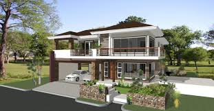 Awesome Top Modern Architecture House Plans D 31888