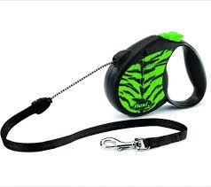 "<b>Рулетка Flexi</b> ""<b>Safari Tiger</b>"", S, 5 м, до 12 кг, зелёный | Купить с ..."