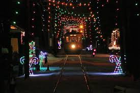 Holiday Lights Trolley Tour Philadelphia Take A Magical Holiday Trolley Ride At The Connecticut