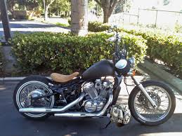 updates on the honda shadow vlx bobber project mashed up life