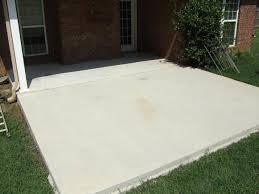 plain concrete patio. Concrete Patio Ideas Diy In Riveting Size X Backyard Plain N