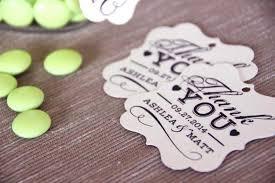 printable wedding favor tag thank you swing tag diy printable wedding reception decor rustic wedding favor tags