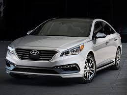 hyundai sonata 2015.  Hyundai Equipped With One Of The Largest Trunks In Midsize Sedan Segment  And Extremely Safe Based On Its Crashtest Ratings 2015 Hyundai Sonata Is A For N