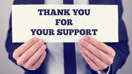 Sponsorship Thank You Letter Sample