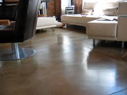 Stained Concrete Kitchen Floor Diy Concrete Flooring All About Flooring Designs