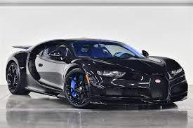 2018 Bugatti Chiron For Sale 0 2080355 Bugatti Chiron Bugatti Chiron Black Sports Cars Bugatti