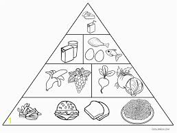 Food Pyramid Coloring Page Free Printable Food Coloring Pages For