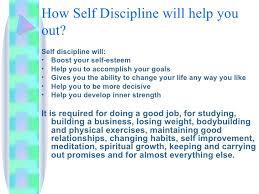 self discipline 12 how self discipline