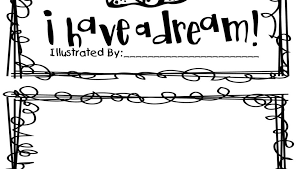 Martin Luther King Clipart Coloring Pages Famous Jr Kids ...