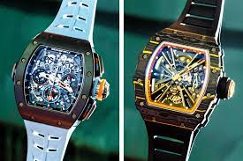 How Richard Mille Made a $250,000 Watch Ubiquitous