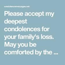 Short Condolence Quotes Mesmerizing Simple Condolence Message 48 Photos Allsurface