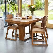olten dark oak furniture hidden. Olten Oak Dining Table Dark Furniture Hidden L