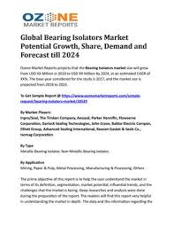 Inpro Seal Size Chart Global Bearing Isolators Market Potential Growth Share