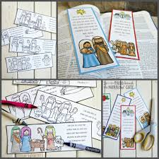 Available in both jpeg and pdf! Printable Christmas Bookmarks Path Through The Narrow Gate