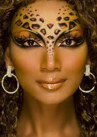 25 stunning cheetah makeup to look wild flawssy