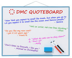 July Quotes Custom DMC Quote Board July 48 DMC Inc