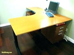 corner desk plans diy wood