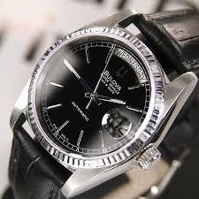17 best images about vintage bulova men s watch bulova super seville automatic day date black dial swiss men s vintage watch