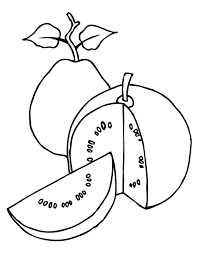Guavas Coloring Pages