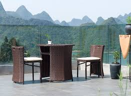 rattan outdoor furniture set