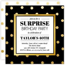 surprise birthday party invite surprise birthday party invitations