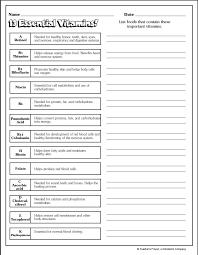 Health-printable-worksheets & Dental Health Printables   Worksheet ...
