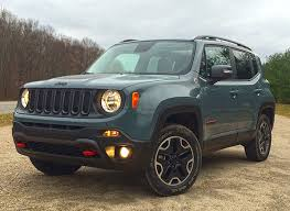 jeep 2015 renegade black. Wonderful Jeep Putting Aside The Heresy Of A Foreignmade Jeep Renegade Is One  Most Intriguing New MiniSUVs For Thing Itu0027s Loaded With  On Jeep 2015 Black