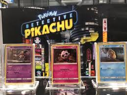 A First Look At Pokémon Tcg Detective Pikachu Cards Pokemontcg