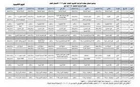 الآن جدول امتحان التوجيهي في الأردن 2021 برنامج أتمام شهادة الثانوية العامة