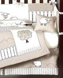 baby nursery lamb baby nursery bedding set on little crib by sweet designs only sheep