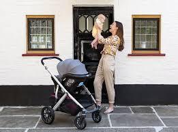 <b>UPPAbaby Mesa</b> I-SIZE - для безопасных поездок с малышом ...