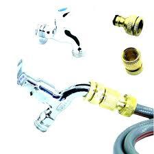 faucet hose attachment attach to sink indoor adapter kitchen garden