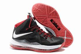 lebron james shoes white and red. lebron james 10 x black red white basketball shoes dunk and